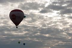 #23 - up in the air (.pd33) Tags: sunset festival clouds germany geotagged bonn sonnenuntergang cloudy ballon wolken heisluftballon deu nordrheinwestfalen wolkig hotairballon ramersdorf geo:lat=5070938110 geo:lon=714577389