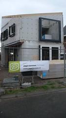 Huis Van Leeuwen in aanbouw | JagerJanssen architecten BNA (JagerJanssen architects BNA) Tags: alex rogier kap janssen jager houten bna bijzondere architecten ruimtelijk alvon jagerjanssen lichtbeton 2011375