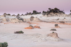 "Sunset on Lake Mungo - watching the changing sky hues • <a style=""font-size:0.8em;"" href=""http://www.flickr.com/photos/44919156@N00/7240845662/"" target=""_blank"">View on Flickr</a>"