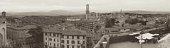 Vecchie Cartoline (Alex_Alpha) Tags: city roof italy panorama cards italia sony tetti alpha perugia oldcity umbria a55 oldcards bellitalia