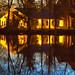 Trinity Episcopal Church Hall seen from Ives Park. Photo: Du'Shawn Williams, Potsdam NY.