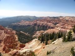 CEDAR BREAKES VISTA (Aquila-chrysaetos) Tags: landscapes utah colorado vistas redrock coloradoplateau canyoncountry cedarbreakesnationalmonument