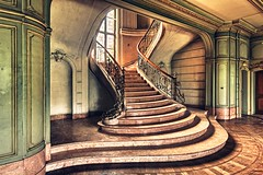 curves and roundings (Rotweiss.TV) Tags: treppe staircase curve chateau schloss splendor astle kurven prunk rounding rundungen