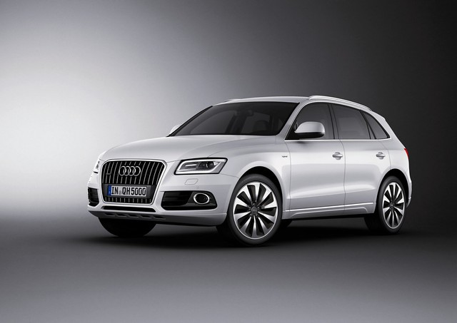 germany hybrid audi q5