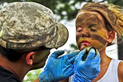 From flickr.com: Ranger Face {MID-197340}