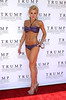 Rebecca Hodge Miss Iowa USA Kooey Swimwear Fashion Show Featuring 2012 Miss USA Contestants at Trump International Hotel Las Vegas, Nevada