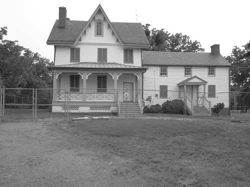 Todd's Inheritance House