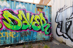 Daver (You can call me Sir.) Tags: california graffiti bay san francisco area northern daver