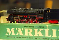 Heavy Goods Locomotive (Art. 3027) (Smiley Man with a Hat) Tags: nikon sydney sigma australia ho steamtrain dampflok freighttrain 2100 modelrailway marklin d80 colorefex capturenx mtrack heavygoodslocomotive