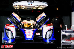 Toyota TS030 LMP1 (Alexis Goure) Tags: auto alexis france race canon automobile automotive pit voiture course prototype toyota hours 24 motor hybrid lm endurance bugatti lemans fia motorsport proto paddock lmp1 pitlane 24h tmg heures wec goure sixela alexisgoure ts030
