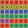 Foam brick letters & numbers (Leo Reynolds) Tags: xleol30x fdsflickrtoys mosaicalphanumeric photomosaic 0sec alphabet alphanumeric letterset abcdefghijklmnopqrstuvwxyz0123456789 xphotomosaicx hpexif xx2012xx