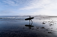 the american southwest (series) (explore) (stephane (montreal)) Tags: california road trip west reflection beach nature sunrise bay coast surf photographer montreal surfer south united american states cote plage morro stephane 2012 morry paquet