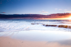 Winter Sunset at North Cottesloe Beach (collectionselements) Tags: sunset seascape beach canon 24mm westernaustralia 14l northcottesloe 5dmarkii