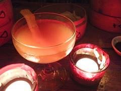 Cold Tea Cocktail 2 (Rene S. Suen) Tags: toronto chinatown kensington iphone coldtea renedinesout butterandeggroad latenightchinatown