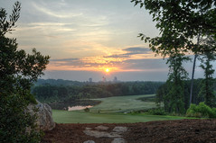 Sunrise 120619 (taduque) Tags: morning sky sun sunrise landscape dawn twilight northcarolina raleigh daybreak morningsky firstlight tadsunrise sunrisedaily sunriseonly lonniepoolegc