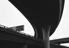 Transportation 1 (bior) Tags: blackandwhite bw film monochrome underpass concrete 50mm iso100 highway kodak tmax pavement gray sanjose overpass 35mmfilm freeway siliconvalley elan asphalt tmax100 kodakfilm santaclaracounty santaclaravalley kodaktmax100 kodaktmax filmphotography filmslr canoneoselaniie elaniie 50l ef50mmf12lusm canonef50mmf12lusm