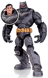鋼鐵蝙蝠俠真有梗!DC Collectibles 畫家可動人偶系列