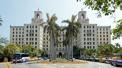 Entrance to Hotel Nacional - Vedado - Havana (BlueVoter - thanks for 1.7M views) Tags: hotel havana habana nacional vedado