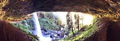 photo_Fotor (taybro29) Tags: park oregon silver waterfall state falls salem