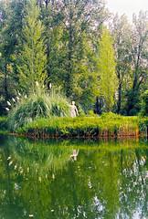 Caldas da Rainha (Antnio Jos Rocha) Tags: parque verde portugal gua arte natureza mulher escultura jardim esttua rvores romntico caldasdarainha romantismo dcarlosi
