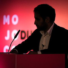 Mojocon 29 Apr 2016: Session 4, Abdullah Mussa, Al Jazeera (Sir Cam Photos) Tags: ireland dublin aj aljazeera mojo rte session4 mojocon mojocon2 abdullahmussa