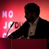 Mojocon 29 Apr 2016: Session 4, Abdullah Mussa, Al Jazeera (Sir Cam Photos) Tags: ireland dublin aj aljazeera mojo rte session4 mojocon mojocon2 abdullahmussa