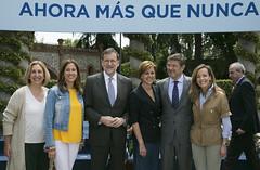 Acto de presentacin de candidatos 26J (Partido Popular) Tags: rajoy pp marianorajoy partidopopular 26j eleccionesgenerales mariadolorescospedal