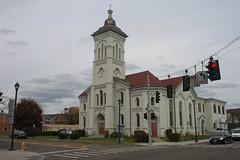 Lake Street Presbyterian Church, Elmira, NY (joseph a) Tags: newyork church elmira presbyterian presbyterianchurch