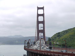 Golden Gate Bridge, San Francisco, California (Yortw) Tags: sanfrancisco california ca bridge usa lumix golden march gate unitedstates unitedstatesofamerica panasonic northamerica sausalito northernhemisphere 2016 microfourthirds dmcg10