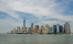 Lower Manhattan Skyline (Anthony's Olympus Adventures) Tags: manhattan skyline ny newyorkcity newyork thebigapple newyorkskyline cityscape streetscape city nyc lowermanhattan hudsonriver manhattanny manhattanviews architecture usa
