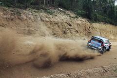 WRC Shakedown Rally de Portugal (LusAFerreira) Tags: cars portugal sport wrc paredes shakedown baltar rallydeportugal