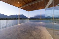 4Y4A9729 (Joe de Villiers Architect) Tags: water concrete dam verandah beton stoep westerncape tulbagh oregonpine joedevilliersarchitect housebongideane obiekwamountains obiekwaberge