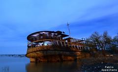 DSC_3515ed (Pablo Appelhans) Tags: longexposure nightphotography night barco nocturna abandonado largaexposicion