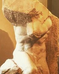 atlas! (francesca giordano 3) Tags: sculpture atlas michelangelo tourguide scultura atlante accademia theprisoners guidaturistica theslaves museodellaccademia iprigioni accademiamuseum thetuscansunflower