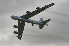 B-52H (Rod Martins Photography) Tags: la raffairford b52h 2bw barksdaleafb 19thjuly2009 600058