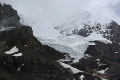 Glacier (Jori209) Tags: nature nationalpark adventure rockymountains jaspar icefieldparkway jasparnationalpark