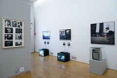 Richard Kriesche @ Neue Galerie Graz (Universalmuseum Joanneum) Tags: art video contemporaryart kunst newmedia exhibition audio ausstellung 1960 mediaart malerei zeitgenssischekunst neuemedien medienkunst