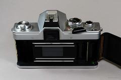 Pentacon Praktica Super TL1000 (02) (Hans Kerensky) Tags: pentacon praktica super tl1000 display m42 lenses testbed