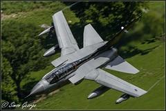 Marham-37 Goldstar-2 (simon_x_george) Tags: 2016lfa7 tornado gr4 panavia raf marham low level lfa7 military special tail 31sqn aviation goldstars