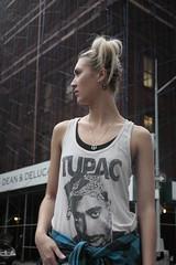 Soho Days (runatail) Tags: newyorkcity portrait people urban woman outside manhattan candid soho citylife streetphotography casual canon5d streetfashion runatail