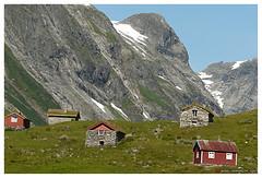 Norway - Hytter (mikael.heinrichson) Tags: norway norge norwegen panasonic dmctz1 flickrunitedaward flickrtravelaward mikaelheinrichson