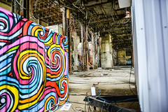 Hearn - Luminato 2016 (synestheticstrings) Tags: summer plant toronto art station festival architecture industrial waterfront decay urbandecay arts landmark hearn decommissioned 2016 portlands generating rlhearn hearngeneratingstation luminato richardlhearn turnonthehearn luminato10