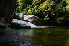 Poo do Jamaica waterfall (wadotlitlan) Tags: mountains nature water creek landscape waterfall nikon outdoor fresh jungle tropical