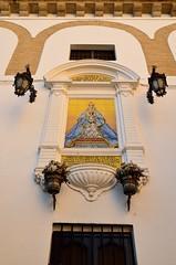 2016 04 25 022 Seville (Mark Baker, photoboxgallery.com/markbaker) Tags: city urban photo spring sevilla spain europe european day baker cathedral outdoor mark union catedral eu seville andalucia photograph april 2016 picsmark
