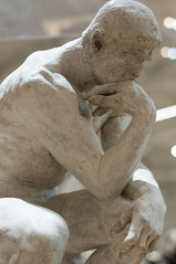 El Pensador / Dante 2 (roshua_quest) Tags: plaza sculpture art mxico arte escultura museo mx rodin auguste carso ciudaddemxico soumaya