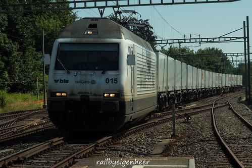 BLS Cargo railCare Re 465 015-6