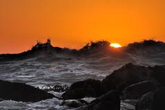 (ifoto.cl) Tags: chile sol de mar puesta thok thokrates nabulen