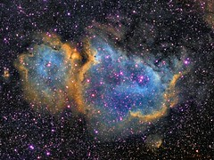 Baby nebula (Mickut) Tags: soulnebula ic1848 Astrometrydotnet:status=solved babynebula Astrometrydotnet:version=14400 komakallio sxvrh18 Astrometrydotnet:id=alpha20120375227701