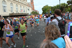 Cooper River Bridge Run in Charleston, SC - March 31, 2012