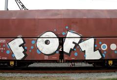 cargotrain graffiti (wojofoto) Tags: amsterdam trein vrachttrein cargotrain train graffiti wojofoto fraighttraingraffiti freighttraingraffiti nederland netherland holland wolfgangjosten fofz